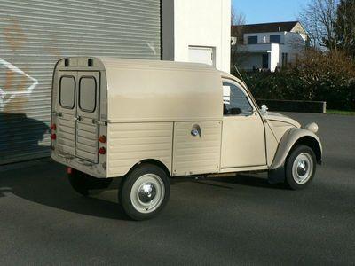 gebraucht Citroën 2CV AK250 Kastenente