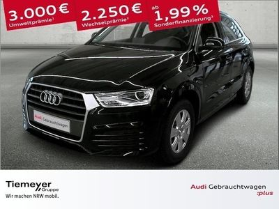 gebraucht Audi Q3 sport 1.4 TFSI cylinder on demand ultra 110 kW (150 PS) 6-Gang
