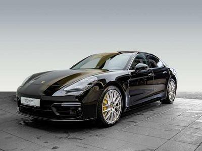 gebraucht Porsche Panamera Turbo Soft-Close Massagesitze