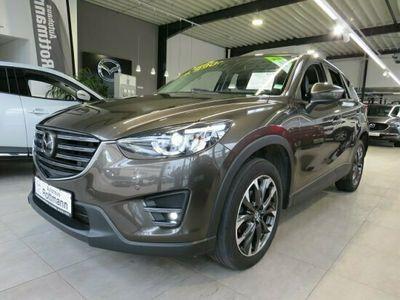 gebraucht Mazda CX-5 SKYACTIV-D 175 SKYACTIV-Drive AWD 129 kW (175 PS) Sports-Line,LEDER,EURO 6,SCHIEBEDACH,LED