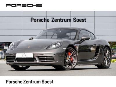 gebraucht Porsche 718 Cayman S 2.5 /-20MM FAHRWERK/20''/CONNECT