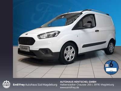 gebraucht Ford Transit Courier Trend 74 kW, 4-türig (Diesel)