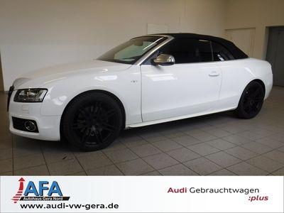 gebraucht Audi S5 Cabriolet 3,0TFSI qu. S tronic S-Sitze,Xenon,B&O