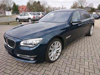 gebraucht BMW 750 L xDrive Soft.C LED HarmanKa Mem. TV