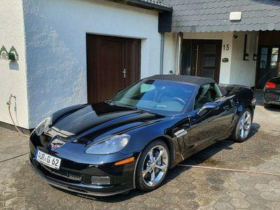 gebraucht Corvette Grand Sport C6Cabrio, Navi, Xenon
