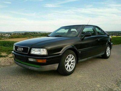 gebraucht Audi 80 Typ 89 Coupe B4 B3 2,0e Schwarz mi...