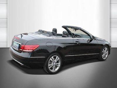 gebraucht Mercedes E200 Cabriolet Navi PTS Airscarf ILS-LED