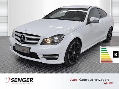 gebraucht Mercedes C180 C-KlasseCoupe CGI