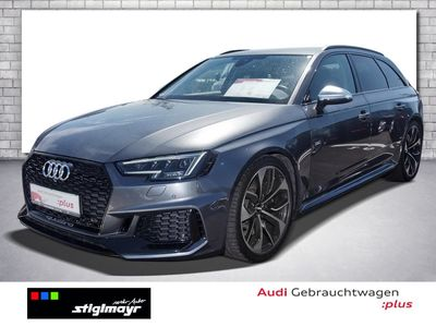 second-hand Audi RS4 Avant 2.9 TFSI quattro tiptronic B&O+Matrix-LE