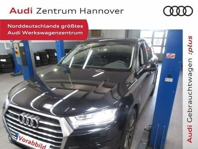 gebraucht Audi Q7 3.0 TDI qu. S line AHK LED Bose Assist.-Pak. Tour