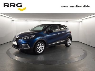 used Renault Captur LIMITED TCe 120