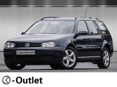 gebraucht VW Golf IV Variant 1.6 Atlantic Klima/AHK/MFA