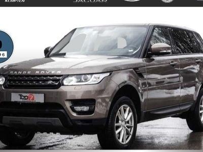 gebraucht Land Rover Range Rover Sport 3.0 TDV6 FAP SE EURO 6 (Navi Xenon Leder Klima Ein