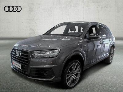 gebraucht Audi Q7 50 TDI Tiptronic quattro S-line Sportpaket ACC