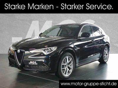 gebraucht Alfa Romeo Stelvio 2.2 Diesel Q4 LUSSO Ti #ASSISTENZ #HARMAN, Vorführwagen, bei MGS Motor Gruppe Sticht GmbH & Co. KG