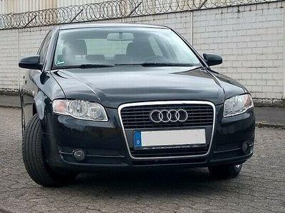 gebraucht Audi A4 2.0 LPG Leder Navi sehr sparsam