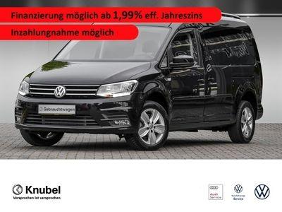 gebraucht VW Caddy Maxi Comfortline 1.4 TSI DSG/NAVI/GRA/ALU