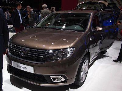 gebraucht Dacia Sandero