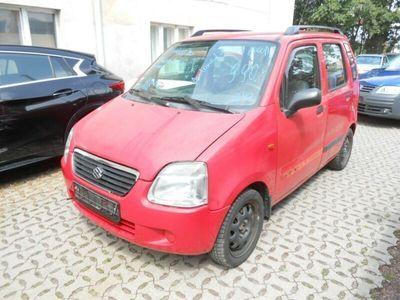 brugt Suzuki Wagon R+ TÜV 03/20 Dachreling