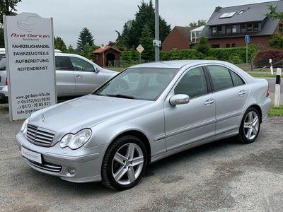 gebraucht Mercedes C350 4-MATIC Multikontur Memory-Paket Leder