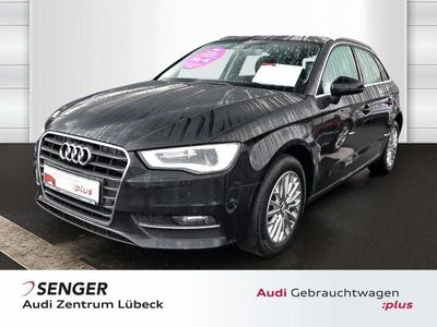 gebraucht Audi A3 Sportback Ambiente 2.0 TDI 110 kW (150 PS) S tronic
