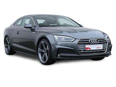 gebraucht Audi A5 Coupé 40 2.0 TFSI design 2x S-line Kamera,LED