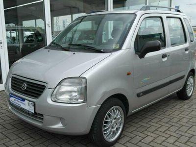 używany Suzuki Wagon R+ 1.3 GL Automatik Klima