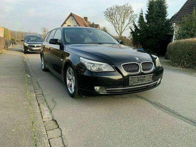 gebraucht BMW 530 E61 D LCI Standheizung,Pano, AHK,...