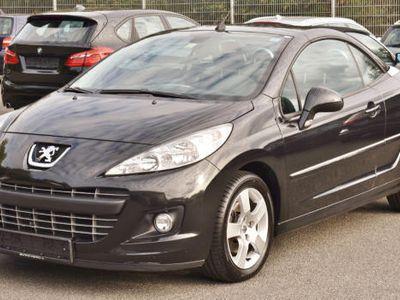 gebraucht Peugeot 207 CC 1.6T*KLIMATRONIC*PDC