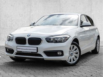 second-hand BMW 118 i 5-Türer