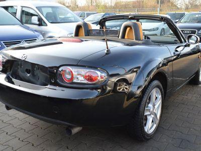 gebraucht Mazda MX5 Cabrio 1.8 LEDER TÜV 10/18 GEWERBEANGEBOT