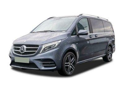 gebraucht Mercedes V250 d 4M Lang Exclusive Edition AMG Standhz. D