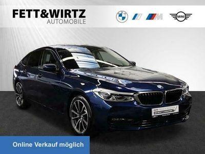gebraucht BMW 620 Gran Turismo GT GSD AHK Leas. ab 489,- br.o.Az