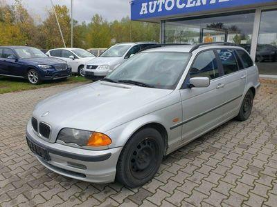 gebraucht BMW 320 i touring Automatik AHK +BRC LPG-Gasanlage