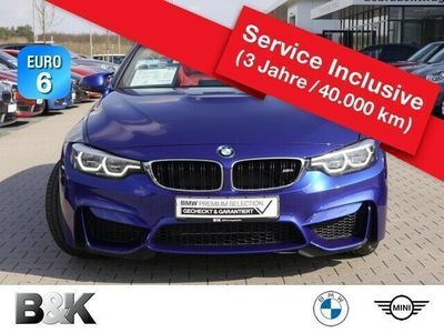 gebraucht BMW M4 Cabriolet Competition - Leasing ab 666,- o.Anz