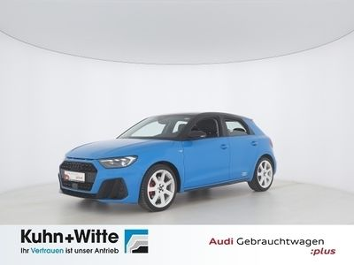 gebraucht Audi A1 Sportback Launch Edition black 30 TFSI 85(115) kW(PS) S