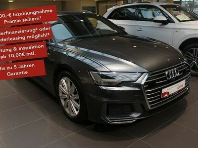 gebraucht Audi A6 Avant 50 TDI S-tronic S line quattro LED Navi