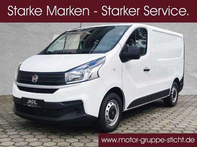 gebraucht Fiat Talento Basis 1.6 Ecojet L1H1 Kasten #TRENNWAND #KASTEN, Neuwagen, bei MGS Motor Gruppe Sticht GmbH & Co. KG