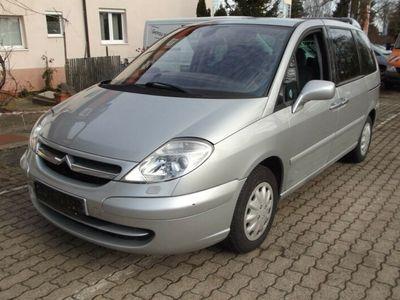 gebraucht Citroën C8 HDi SX,6-Gang,Klimaaut,Euro4
