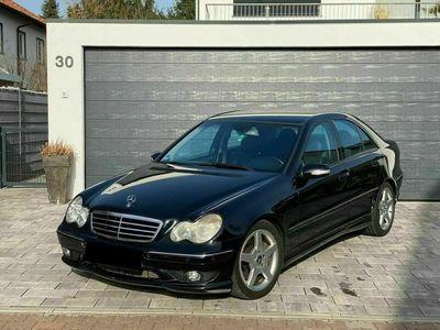 gebraucht Mercedes C270 Mercedes/BenzCDI AMG Paket EURO 4 F... als Limousine in Hochheim am Main