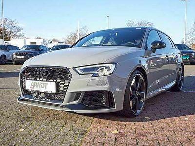 gebraucht Audi RS3 Sportback MatrixLED Nav Virtual Kam RSAbgas als Limousine in Neuss