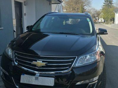 gebraucht Chevrolet Traverse als SUV/Geländewagen/Pickup in Schwanau