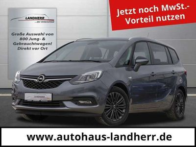 gebraucht Opel Zafira 1.6T 120 Jahre // 7 Sitze/AHK/Kamera