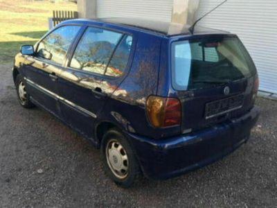 usado VW Polo 50 1. Besitz,