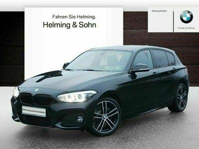gebraucht BMW 125 d M Shadow Line LED Navi Leder Harman Kardon M Sportpaket