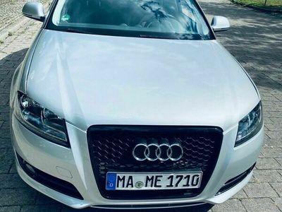 gebraucht Audi A3 2.0 TDI DPF Ambiente als Limousine in Mannheim