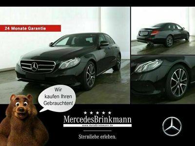 gebraucht Mercedes E200 NIGHT/LED/NAVI/KAMERA/AVANTGARDE SHZ/DPF