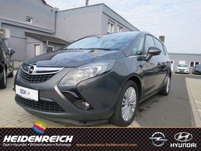 gebraucht Opel Zafira Tourer C Innovation Navi Dyn. Kurvenlicht Panorama Fernlichtass. PDCv+h