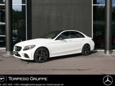 gebraucht Mercedes C400 4M AMG NAVI+COMAND+LED+NIGHT+PANO+STHZ+KAM
