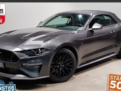 gebraucht Ford Mustang Convertible GT*Cabrio*LED*NAVI*